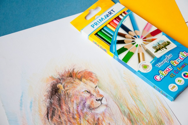 colour pencils Prima Art
